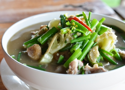 Recette idéale de soupe pour maigrir rapidement