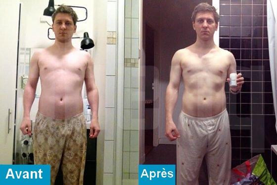 Résultats PhenQ Gélule pour maigrir