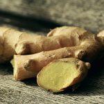 Detoxifier le foie - gingembre